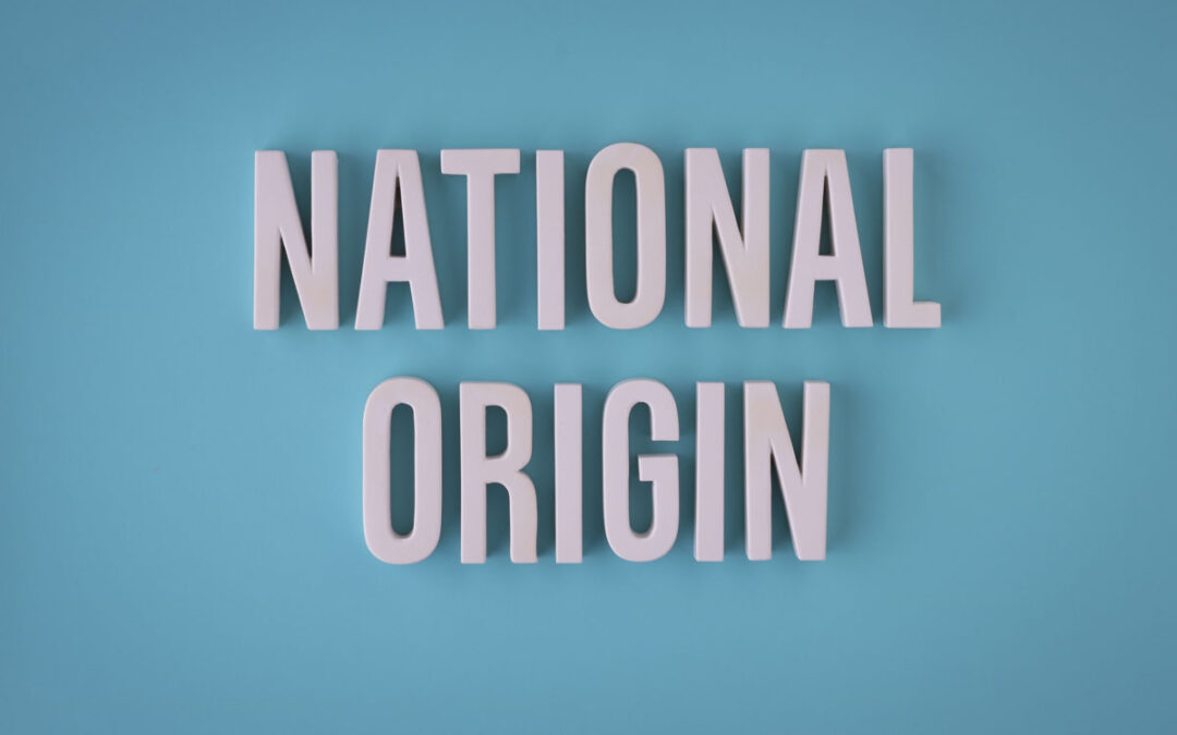 RETAIL GROCERY CHAIN PAYS $210,000 FOR NATIONAL ORIGIN DISCRIMINATION